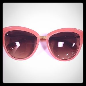 Kate Spade Cissy Sunglasses in Pink